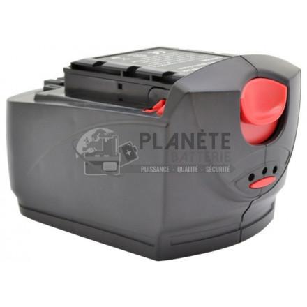 Batterie type SKIL 2610394322 - 18V NiMH 2.1Ah