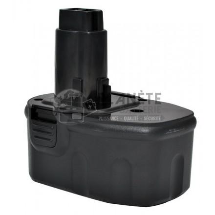 Batterie type DEWALT DE9038 / DE9502 – 14.4V NiMH 3Ah