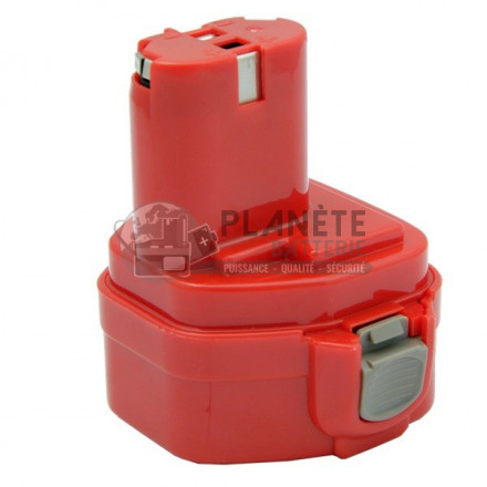 Batterie type MAKITA 1234 – 12V NiMH 2.5Ah