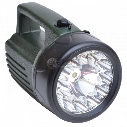 PHARE EXPLOREUR RECHARGEABLE LED 3W