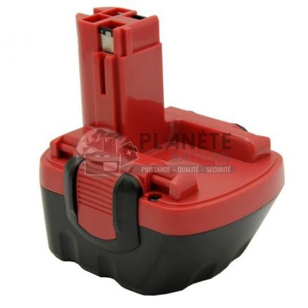 Batterie type BERNER 001701 / 058588 -12V NiCd 2Ah