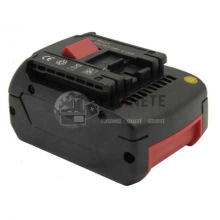 Batterie type KLAUKE RAL3 - 18V Li-Ion 4Ah