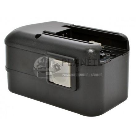 Batterie type MILWAUKEE LokTor S 18TX – 18V NiMH 3Ah