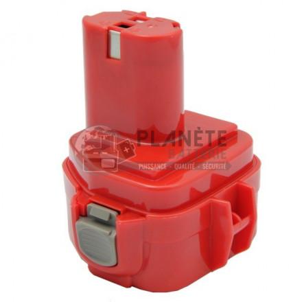 Batterie type WÜRTH 0700960320 – 12V NiCd 2Ah