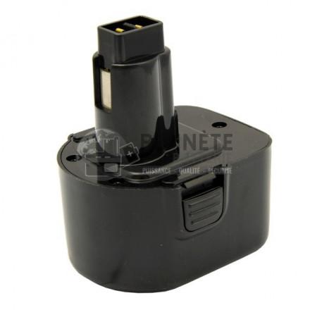 Batterie type ELU BSA52– 12V NiMH 2.5Ah