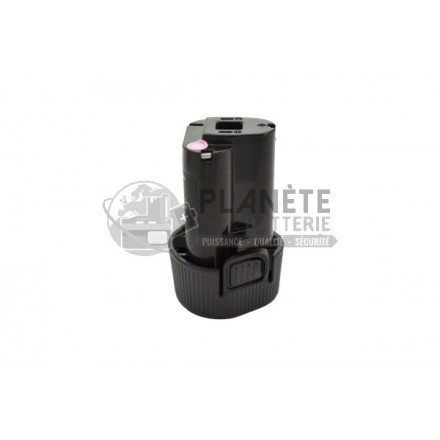Batterie type DOLMAR BL1013 – 10.8V Li Ion 1.5Ah