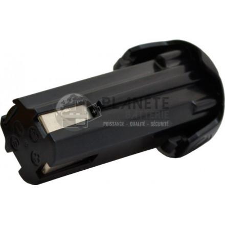 Batterie type STANLEY BOSTITCH 9B12070R- 3.6V Li-Ion 1.5Ah