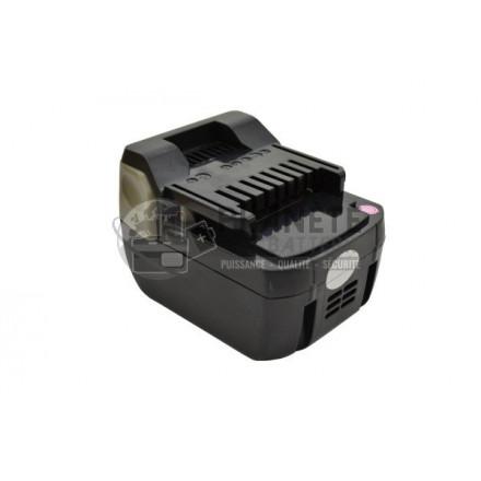 Batterie type BERNER 059286 – 14.4V Li Ion 3Ah