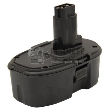 Batterie type BERNER – 18V NiMH 2.5Ah