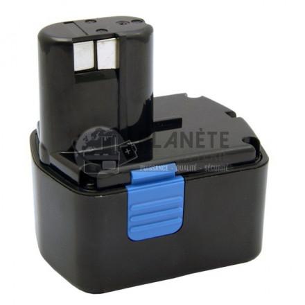 Batterie type HITACHI EB1414S / BSH1420 – 14.4V NiCd 2Ah