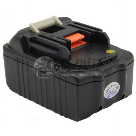 Batterie type Tyco Electronics RAL1 / RAL2 – 18V Li-Ion 4Ah