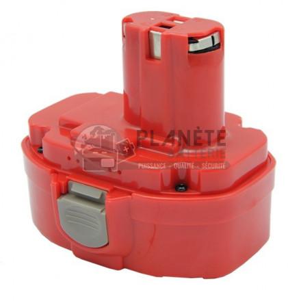 Batterie type CHALLENGE DE9054 / DE3620 ? 18V NiMH 3Ah