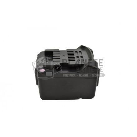 Batterie type METABO 6.25455.00 – 18V Li Ion 3Ah