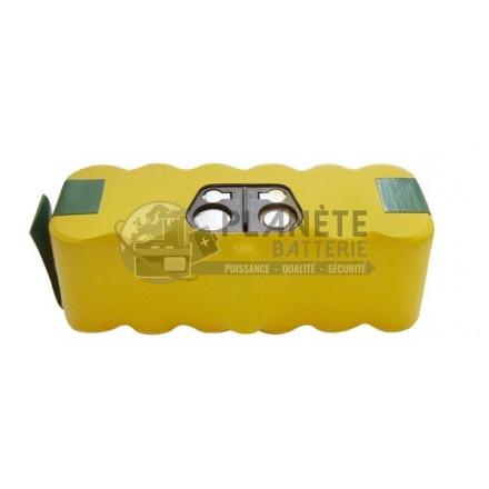 Batterie aspirateur robot Roomba - 14.4V NiMH 3000mAh - Pour Roomba 500 de iRobot
