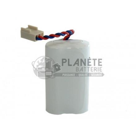 Pile lithium compatible Daitem BATLI05 3.6V 4Ah BATSECUR