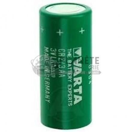 Pile lithium industrielle CR2/3AA 3V 1350mAh VARTA