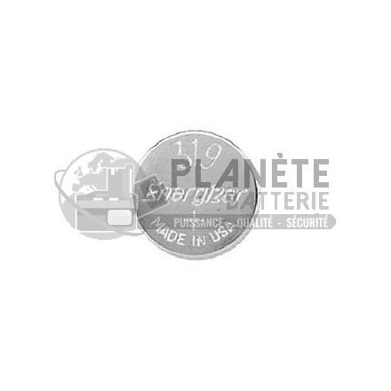Pile bouton - Oxyde d'argent 319 - SR64 - 1,55V ENERGIZER