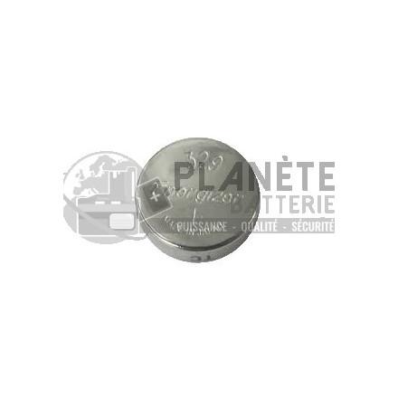 Pile bouton - Oxyde d'argent 329 - SR731 - 1.55V - ENERGIZER