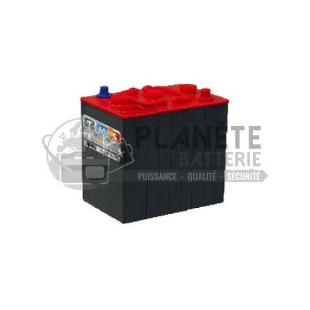 Batterie au plomb 6V 185Ah à décharge lente - semi-stationnaire à plaques tubulaires