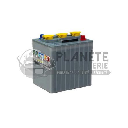 Batterie au plomb 6V 195Ah à décharge lente - semi-stationnaire à plaques tubulaires