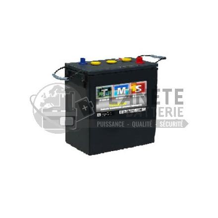 Batterie au plomb 6V 265Ah à décharge lente - semi-stationnaire à plaques tubulaires