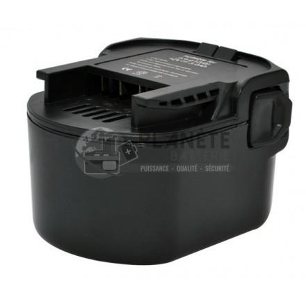 Batterie type AEG B1215 GBS - 12V NiMH 3Ah