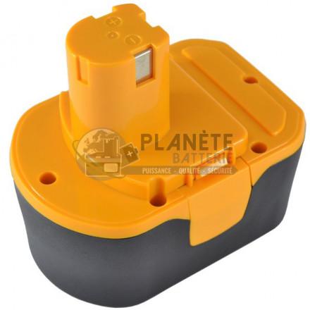 Batterie type RYOBI 130224010 / 130224011 – 14,4V NiCd 2Ah