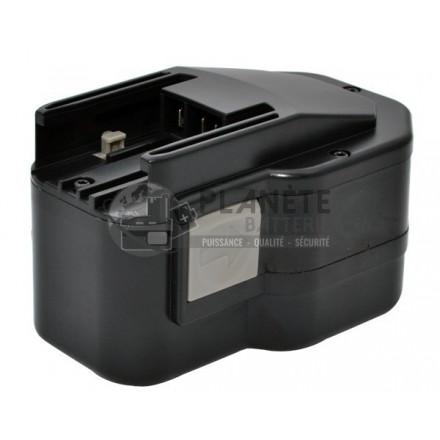 Batterie type MILWAUKEE MXL14.4 / MXM14.4 PBS 3000 – 14.4V NiMH 3Ah